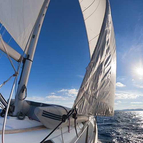 MSC Allgemeine Sattlerarbeiten Boot/Jacht