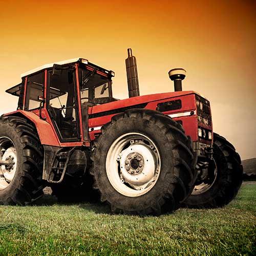 MSC Allgemeine Sattlerarbeiten Traktor